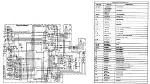 Figure FO1 Power Plant Wiring Diagram