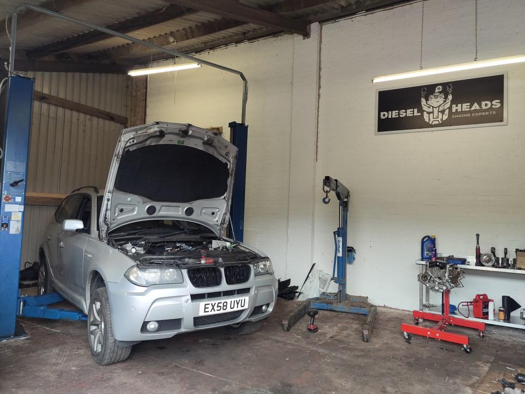 bmw engine rebuilds
