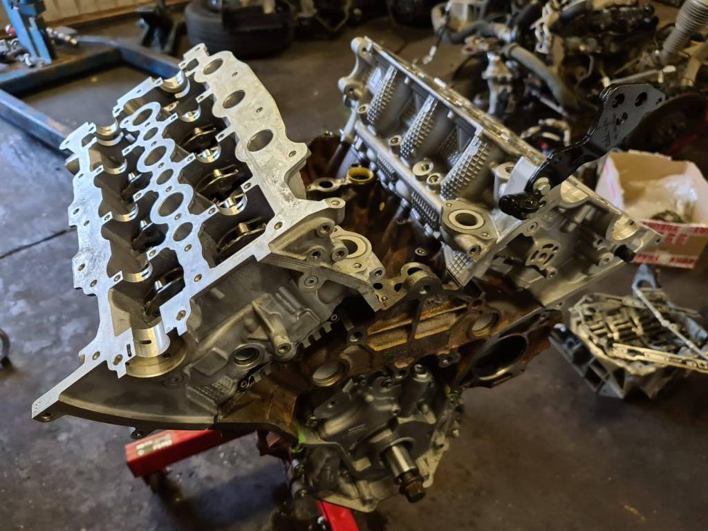lion v6 engine rebuild