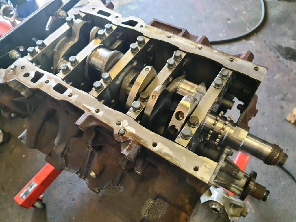 3.6 tdv8 engine repair