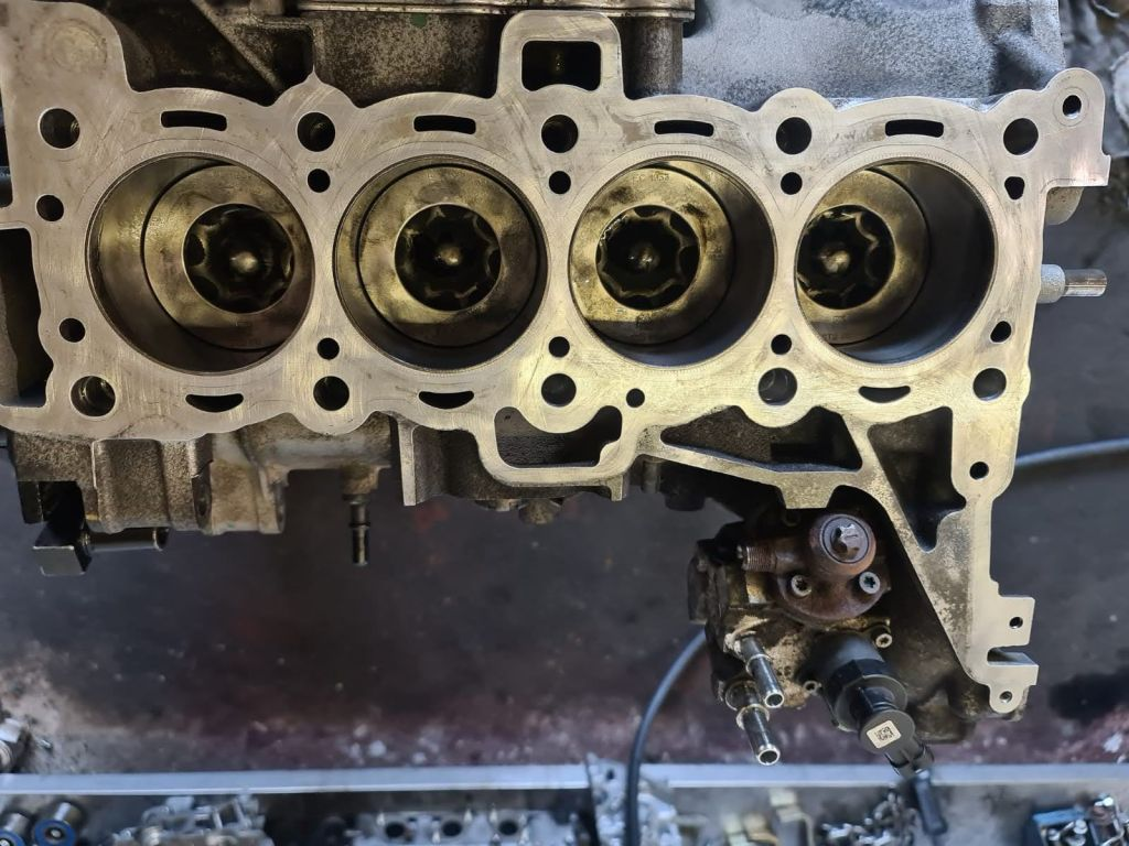 discovery sport engine repair