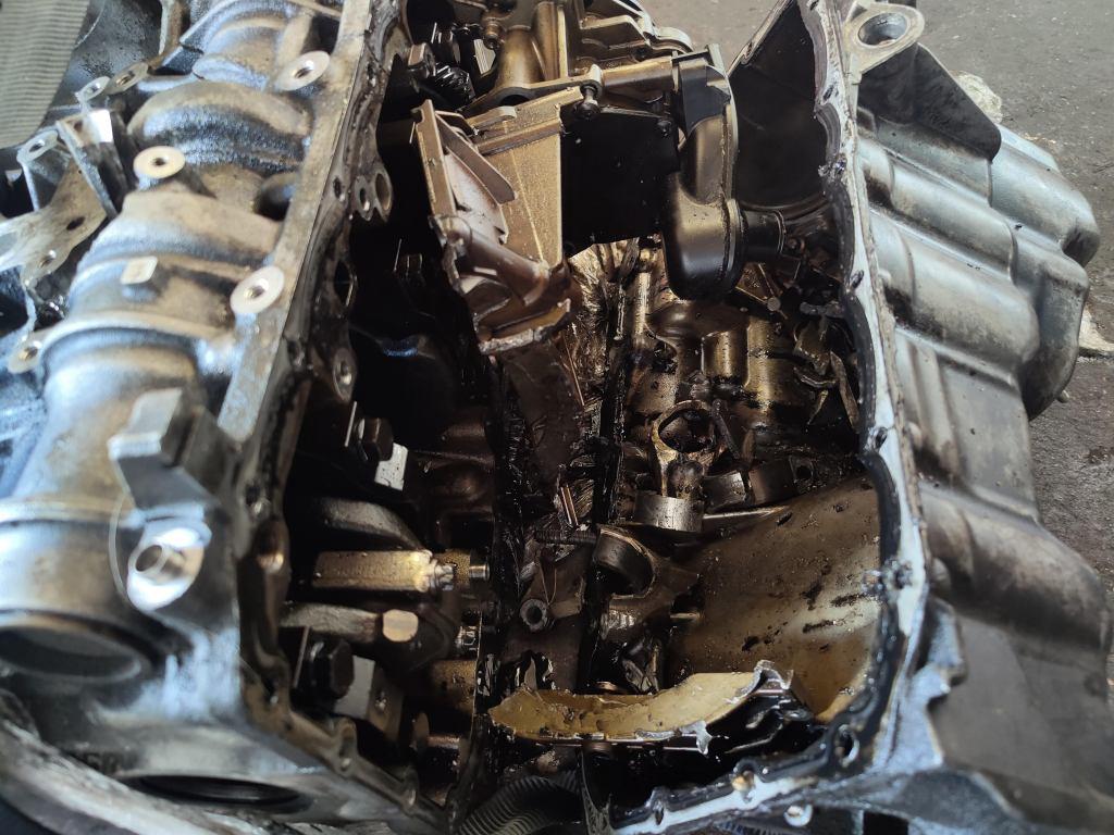 bmw n47 engine failure