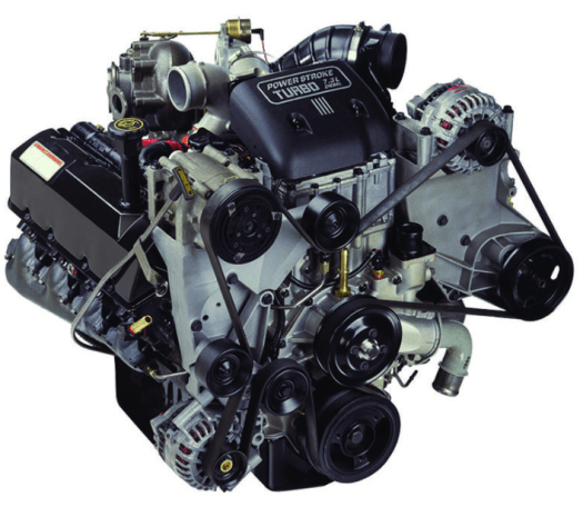 Ford 7.3 Power Stroke Engine Problems