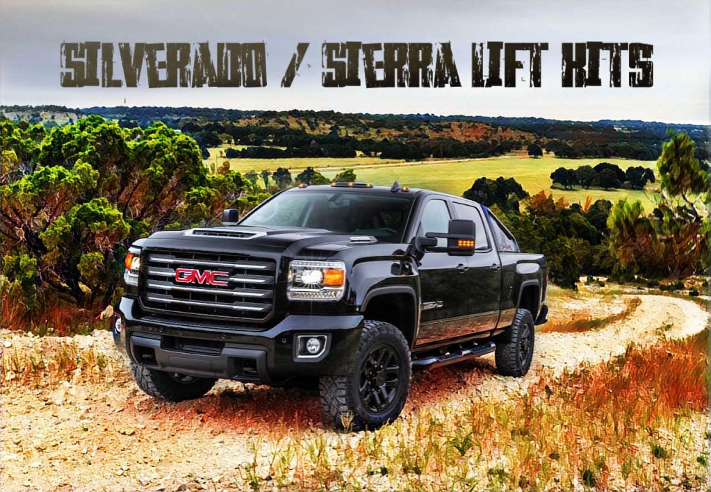 Best lift kits for the 2007-2017 Silverado and Sierra
