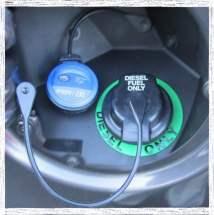 mopar plastic fuel cap