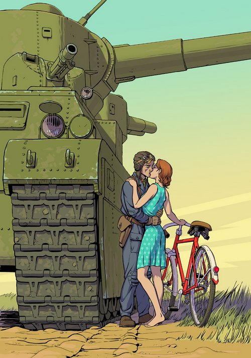 Our Gallery The Art Of Alexey Lipatov Dieselpunk
