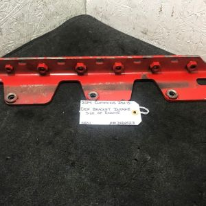 CUMMINS ISX15 ENGINE DEF BRACKET 3686523 OEM