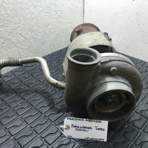 MERCEDES BENZ MBE4000 Schwitzer BorgWarner Turbo charger 0080962899 OEM