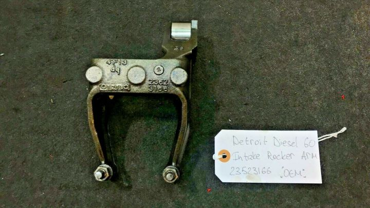 Intake Rocker Arm Detroit Diesel 60 Series 23523166 OEM