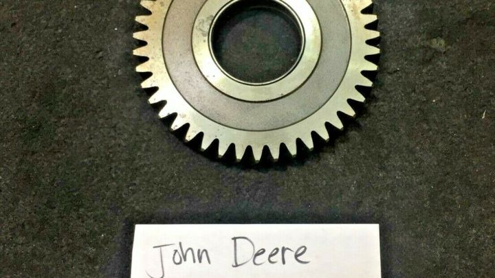 2014 John Deere 4045 6068 Diesel Engine Timing Gear RE56369 R120636 OEM