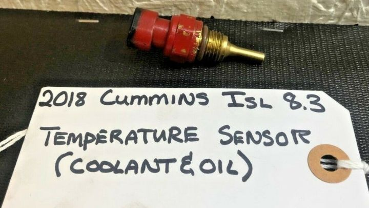 GENUINE OEM Cummins ISL 8.3 Coolant Water Temperature Sensor 4954905 ORIGINAL!!!