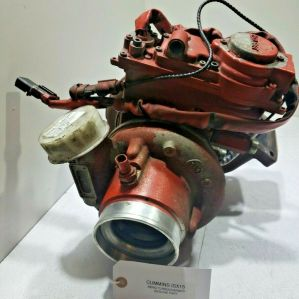 CUMMINS ISX15 Holset HE400VG TurboCharger w/ ELECTRONIC Actuator OEM