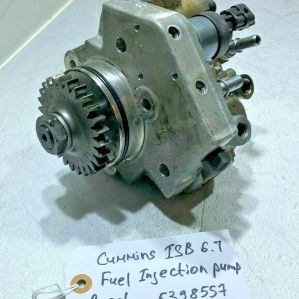 Cummins BOSCH 2010-2016 ISB 6.7 COMMON RAIL CP3 FUEL INJECTION PUMP 5398557 OEM