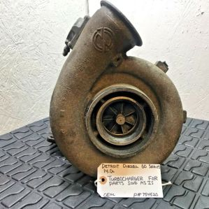 FOR PARTS ONLY Detroit Diesel Series 60 12.7 GARRETT Turbocharger 754520 OEM