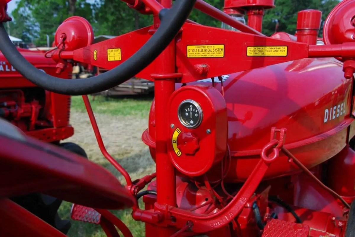Tractor Talk: 1941 Farmall MD Diesel: First Of The Breed