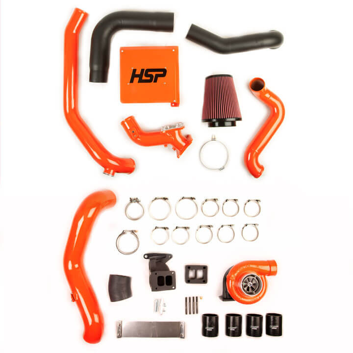 Turbocharged Upgrade: HSP Diesel Duramax S300 Turbo System