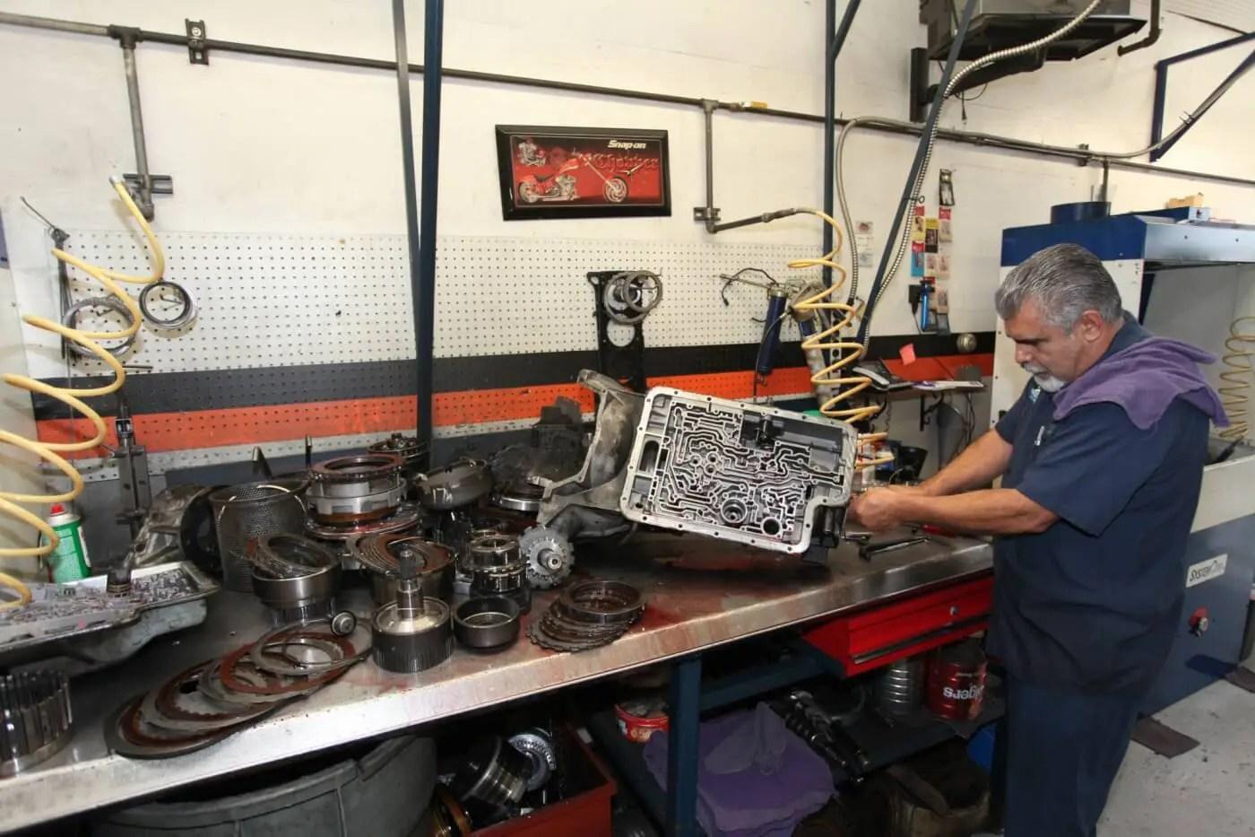 One Tough Tranny: A Mid-Level Ford Transmission Rebuild