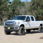 Long Travel Super Duty Upgrade Carli Suspension Upgrade Helps Work And Play Diesel World