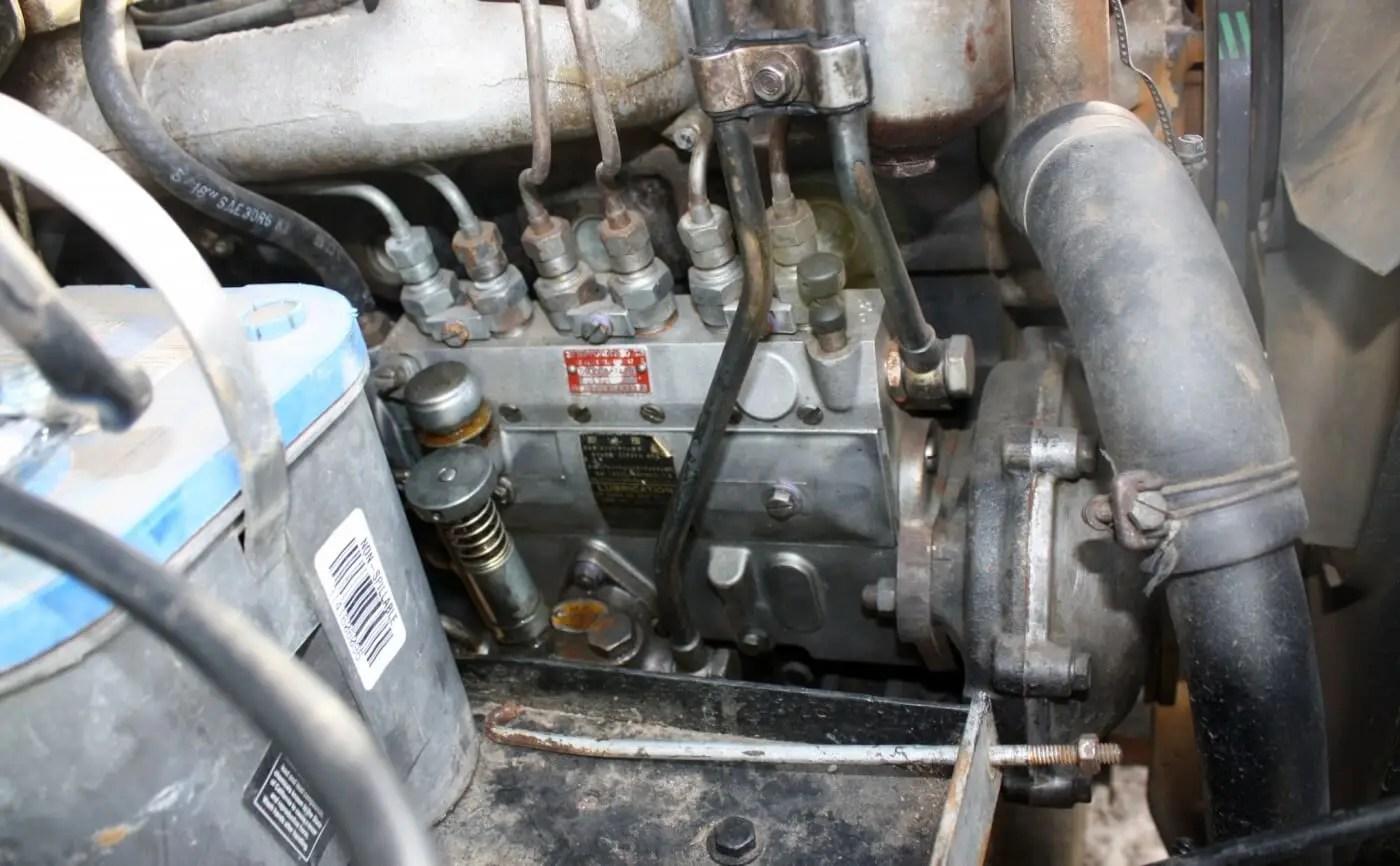 A Diesel Pickup That Predates Domestics