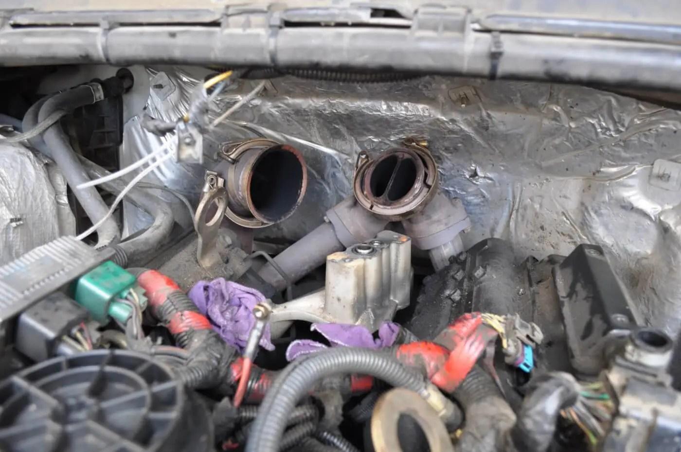 BD Diesel Turbo on 7 3L Power Stroke