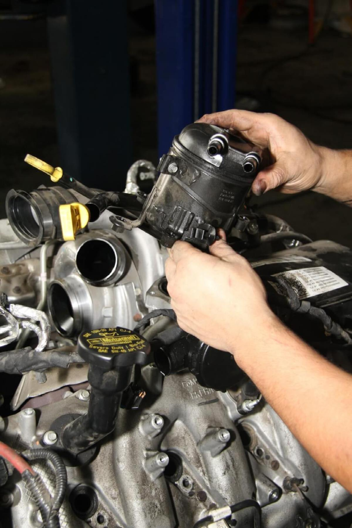 F550 Fuel Filter Housing | Wiring Library
