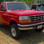 The Story Of Ford S First Diesel Pickup Engine