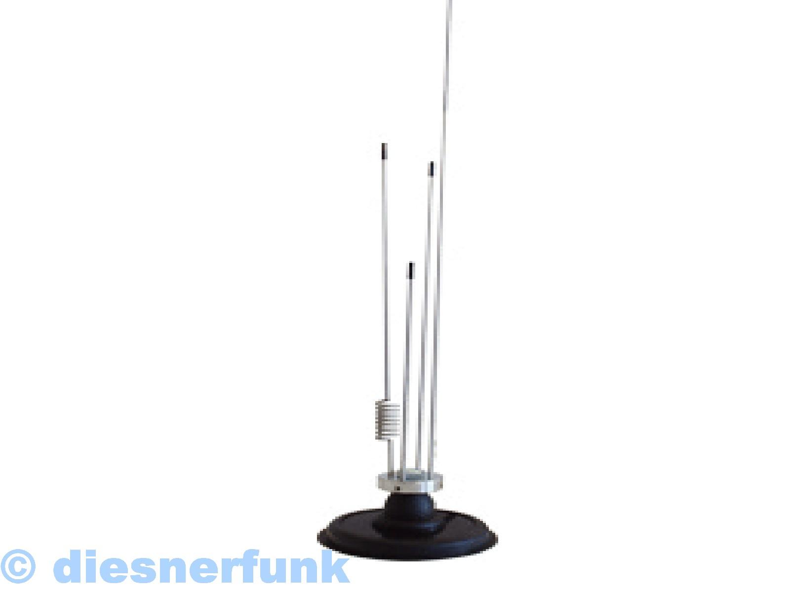 Funkscanner Sky Scan Mk2 Bos Magnet Antenne Fur Scanner