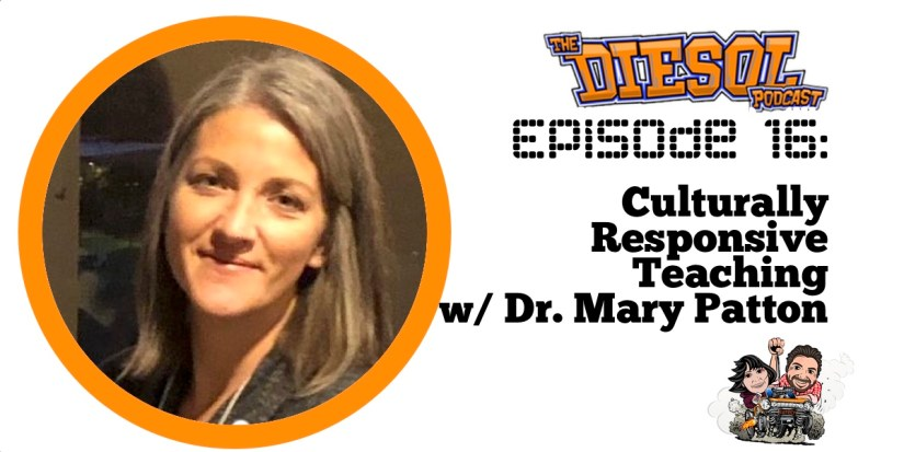 Dr Mary Patton talks about Culturally Responsive Teaching
