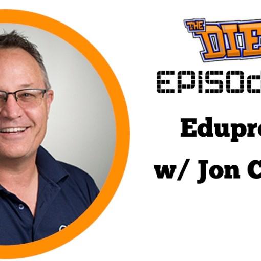 Eduprotocols in ESL with Jon Corippo