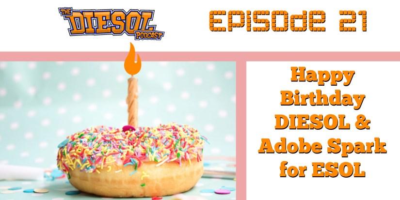 DIESOL Podcast Episode 21