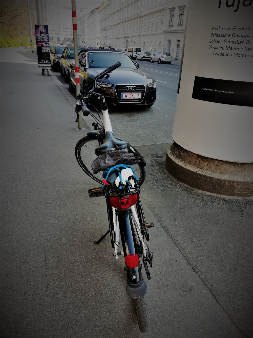 Fahrrad © Silvia Springer