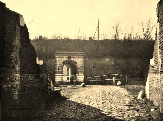 De Citadel in 1918