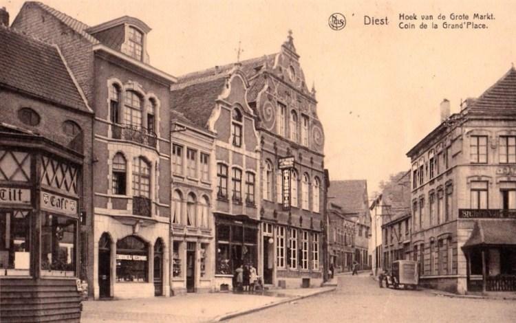 Grote Markt, Jaartal onbekend