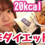 (( 簡単旨辛ダイエット麺をあみ出した!こんにゃく麺レシピ ))