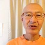断食4日目減食中  平成29年(2017年)9月15日 書き方(習字)