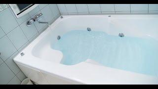 湯船に浸かりながらできるお風呂ストレッチ、ストレス解消、肩こり解消