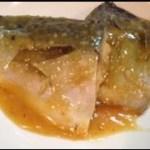 サバの味噌煮【簡単レシピ】タンパク質なので、ダイエットの方にも♪