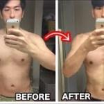【2か月間肉体改造】プチ断食と家トレだけでどのくらいカラダが変わるか試した結果・・・