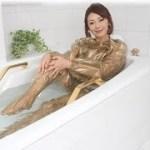 お風呂で サウナスーツ フロスエット お風呂で着るだけ簡単汗ダイエット