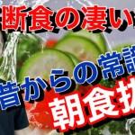 プチ断食のやり方と凄いダイエット効果【0円パレオ式】アラフォーでも太りません