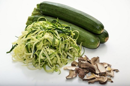 What Best Way Store Fresh Zucchini