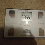 ファスティング後、炭水化物食べたのに体重増えてない!