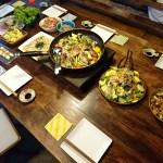 ダイエット107日目の食事。釜山→壱岐島