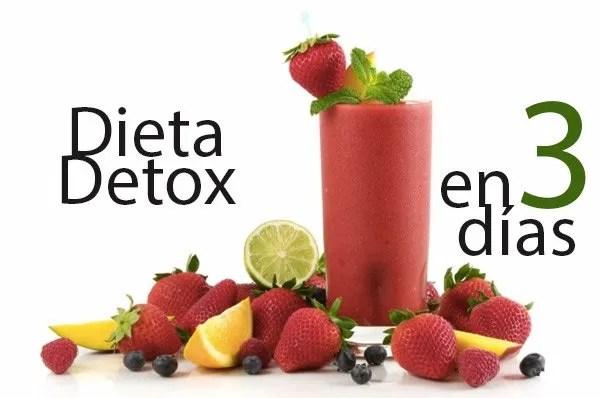 Resultado de imagen de que es una dieta detox
