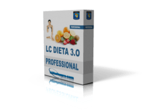 Box Software per nutrizionisti LC Dieta 3.0