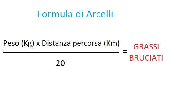 formula di Arcelli