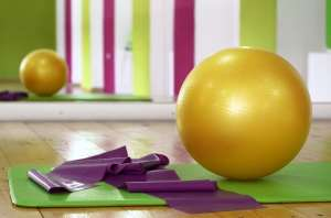 exercise ball modellare e definire i glutei