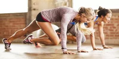 esercizi fitness
