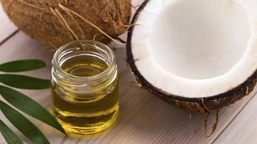 olio di cocco fa male