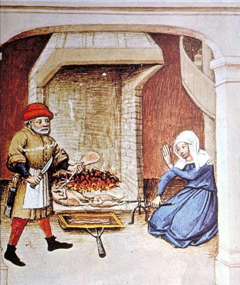 Comida y dieta en medicina antigua